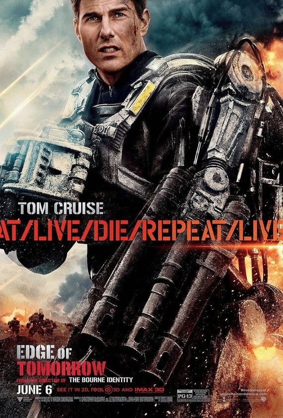 Tom Cruise - Edge of Tomorrow (2014) v008