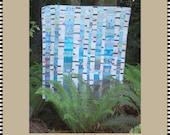 Beauty in the Bark -- A Fresh New Urban Folk Pattern from Blue Nickel Studios.