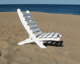 Big Man Beach Chair