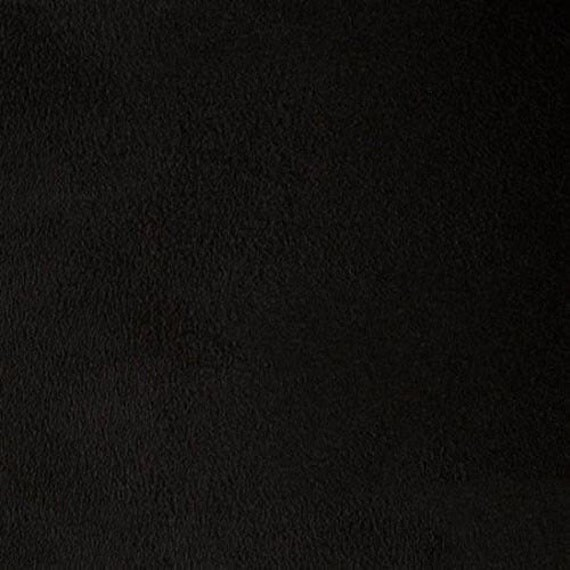 black polyester micro faux suede upholstery fabric by the yard. Black Bedroom Furniture Sets. Home Design Ideas