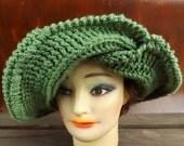 Crochet Pattern, Womens Crochet Hat Pattern, Womens Hat, Crochet Wide Brim Hat Women, FRONTIER Wide Brim Hat