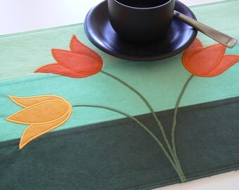 Tulip Place Mats - Set of 4