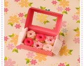 SWEET Bakery Dollhouse Donuts