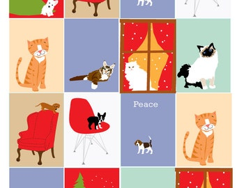 gift tags soulful cats and happy dogs new assortment for holiday 2013