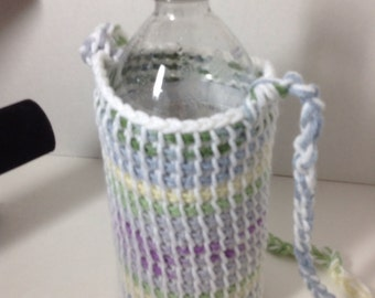 1 liter water bottle cozy