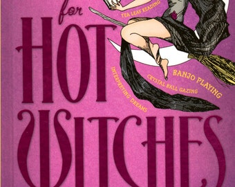 Hand Book, For ,Hot, Witches, Metaphisical, Graphic Novel, Comics, Self Help, Magic, Teen, Women, Gothic, Lolita, Dame Darcy