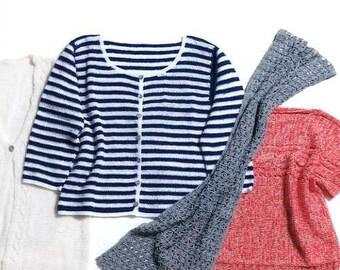 Kazekobo's Summer Knit and Crochet Patterns II - Japanese Craft Book