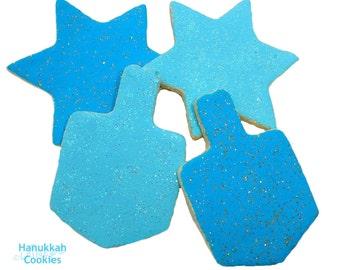 Laineys Hanukkah Elegant Cookies