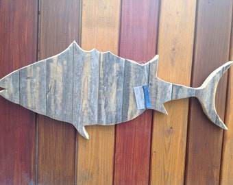 Wooden Fish. Wallhanging