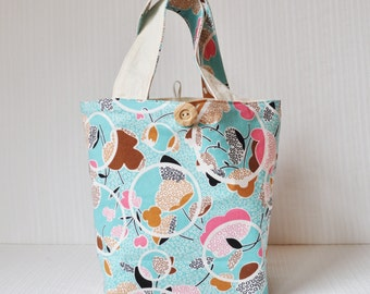 Lunch Bag - Retro Floral