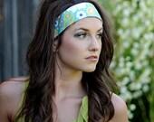 Headbands for Women, Cute Headbands, Cute Hairbands, Colorful Headband, Turquoise Blue Headband, Retro Headband, Cute Head Bands, Colorful