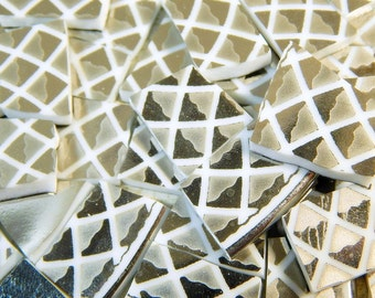 China Mosaic Tiles - SiLVeR SPeCiAL SPaRKLE - Mosaic Tiles