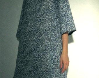 Sale Anais Valentina Day Dress-Blue
