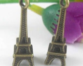 20 antique bronze Eiffel tower Paris france