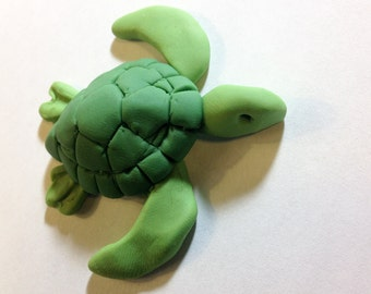 Sea Turtle Eraser