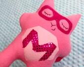 Custom Super Hero Kitty Friend