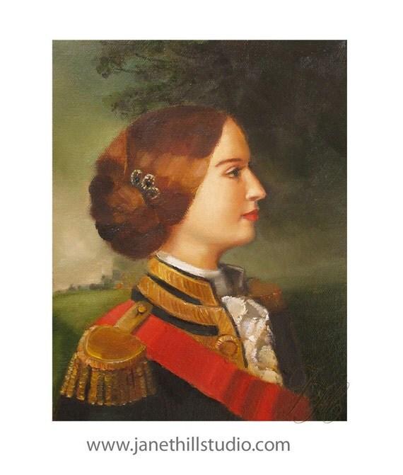 Portrait- The General- Art Print