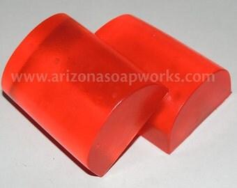 Strawberry Breeze Glycerin Bar Soap