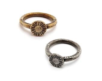 Circle Relic Ring