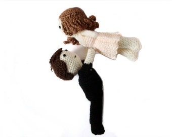 Dirty Dancing Dolls Crochet Amigurumi Patterns