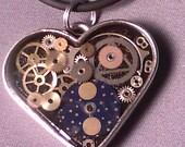Alex's Heart Pendant