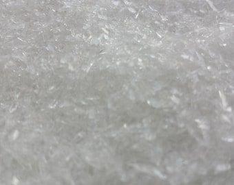 Clear German Glass Glitter - 2 ounces