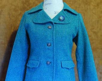 1960s Tweed Jacket