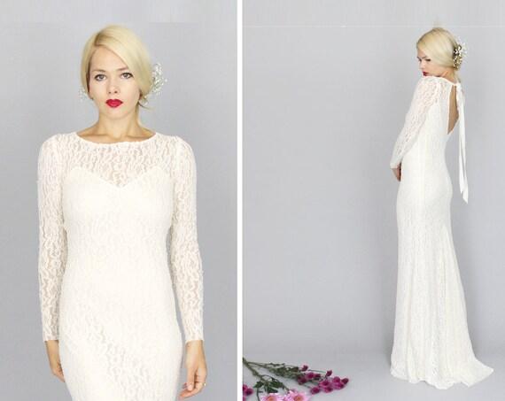 Top 10 Modest Wedding Dresses on Etsy » Buffalo Indie Weddings ...