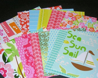 Destination Paradise Collection By MAMBI 6x6 Paper Pack Sampler
