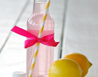 Soda Pop Bottles - SET of SIX from Mary Had a Little Party