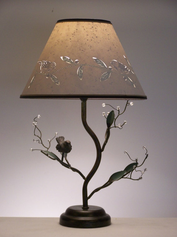 Table lamps with birds best inspiration for table lamp birds berries table lamp bird lamp bird lamp shade table lamp mozeypictures