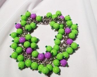 Hulk Smash charm bracelet