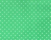 Pinhead Dot in Fern---1 yard---Michael Miller Fabrics