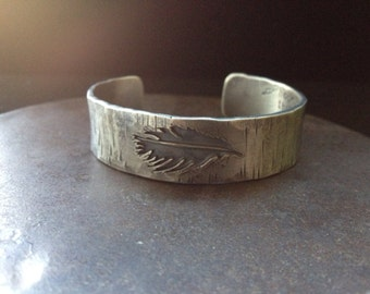 the feather cuff for women