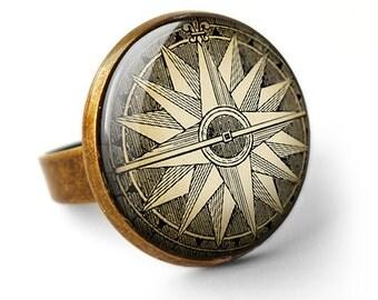 Compass No.2 Ring (DJ07)