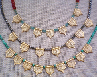 India Point Necklace ***This item is currently RESERVED