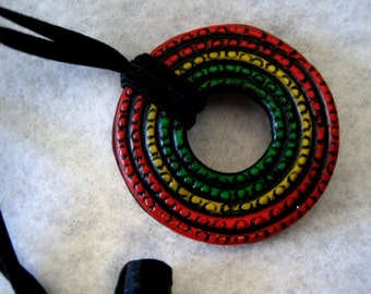Dreadlocks Hair tie or Ponytail Holder for Dreads or Thick Hair or Sisterlocks Rasta