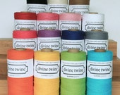 CLEARANCE - Solid Divine Twine - Baker's Twine - Full Spool - Available in many colors