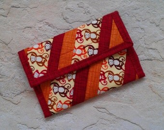 Quilted Coin Purse (CP114)