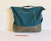 CONVERTEBLE diaper bag,green,eco friendly tote,bags,backpack purse,bags,back to school bag,strong backpack,convertible messenger bag