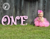 Shocking Pink Tutu, Baby Girl Tutu, Satin Ribbon Tutu, Newborn Photo Prop, Toddler Tutu, Birthday Tutu, Cake Smash, Infant Tutu, Fuchsia