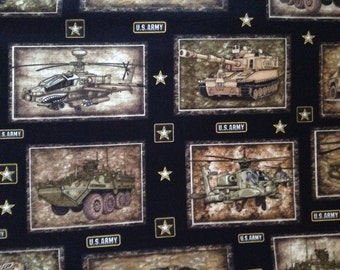US Army Fabric By The Yard
