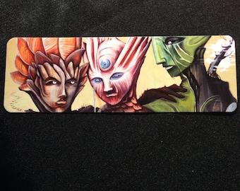 The Colossi 5 - bookmark