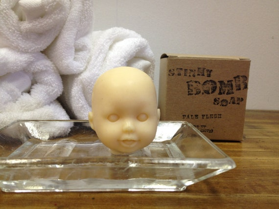 Fleshy Baby Doll Soap