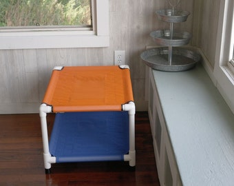 Cat Bed, Bunk Beds, 28x36 MESH 8 COLORS, Medium Dog Bed, Cat Window Bed, Small To Medium Dogs And Cats Up To 80 Pounds.