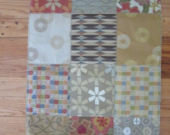 Patchwork Floor Mat/Rug