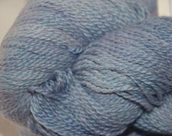 Studio June Yarn Cash-Paca Fingering - Cashmere, Baby Alpaca, Silk - Color: Aster Sky