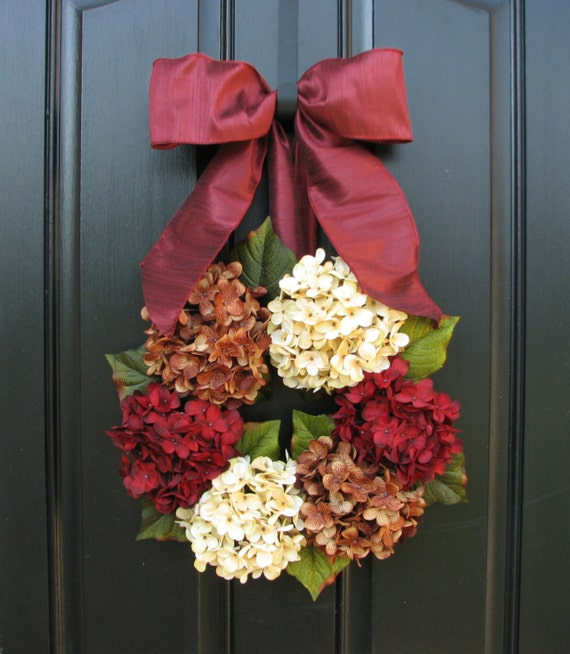 items similar to fall wreaths autumn wreaths wreaths holiday wreaths christmas wreaths year. Black Bedroom Furniture Sets. Home Design Ideas