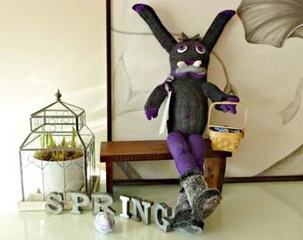Thaddeus Longbottom - Sock Monster