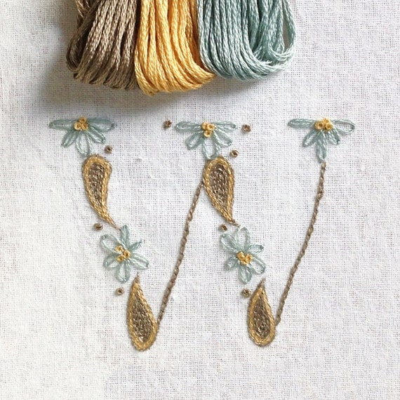 how to do crewel embroidery instructions